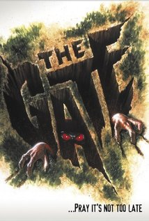 The Gate film poster
