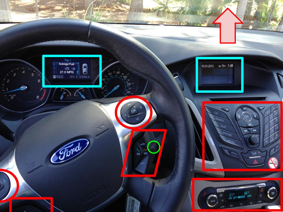 User Experience Nightmare With Car Controls Andrew J Roback